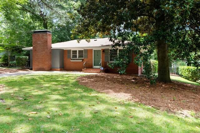 3119 College Avenue, COLUMBUS, GA 31907 (MLS #186517) :: Kim Mixon Real Estate