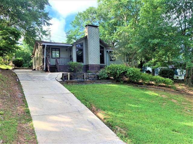 1452 Foxcroft Loop, COLUMBUS, GA 31904 (MLS #186546) :: Kim Mixon Real Estate