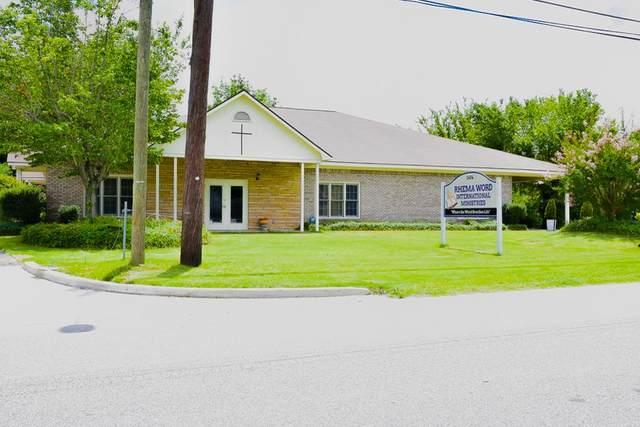 1604 Talbotton Road, COLUMBUS, GA 31901 (MLS #186788) :: Kim Mixon Real Estate