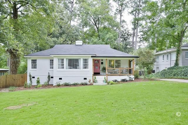 2018 Preston Drive, COLUMBUS, GA 31906 (MLS #187013) :: Kim Mixon Real Estate