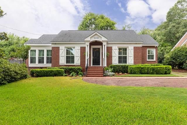 1509 Preston Drive, COLUMBUS, GA 31906 (MLS #187025) :: Kim Mixon Real Estate