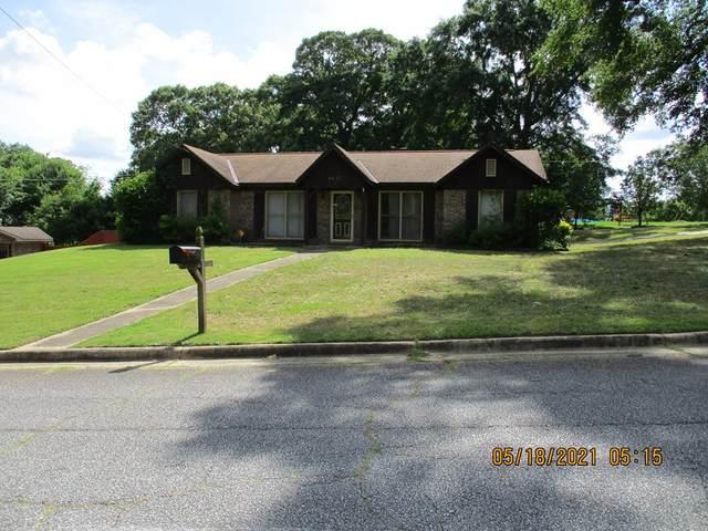 6527 Horner Drive, COLUMBUS, GA 31909 (MLS #187284) :: Kim Mixon Real Estate