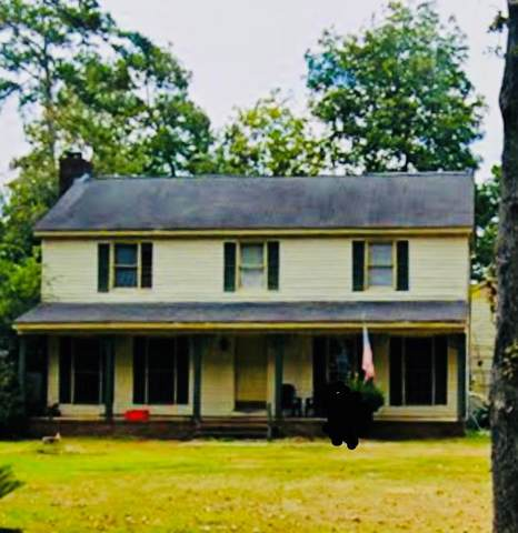2821 N Doublegate Drive, ALBANY, GA 31721 (MLS #187448) :: Kim Mixon Real Estate