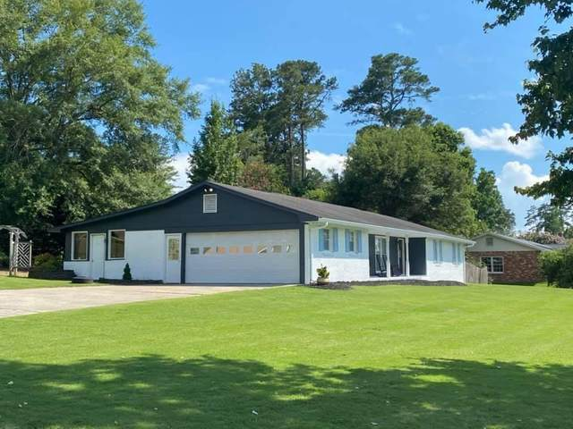 3814 Brookwood Drive, PHENIX CITY, AL 36867 (MLS #188277) :: Kim Mixon Real Estate