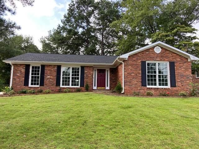 2020 Coventry Drive, COLUMBUS, GA 31904 (MLS #188385) :: Kim Mixon Real Estate