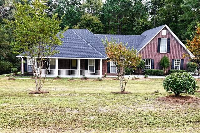 407 Rosewood Drive, FORTSON, GA 31808 (MLS #188559) :: Haley Adams Team