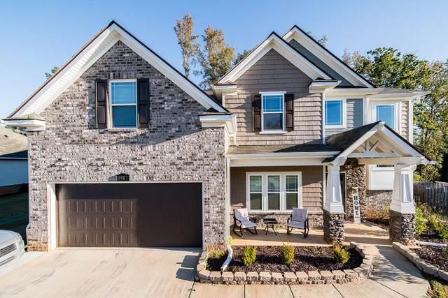 9917 Woodland Creek Court, MIDLAND, GA 31820 (MLS #188991) :: Kim Mixon Real Estate