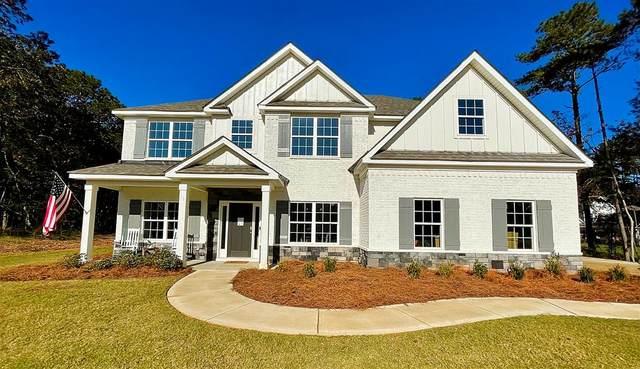 11 Oak Hill Drive, FORTSON, GA 31808 (MLS #188994) :: Kim Mixon Real Estate