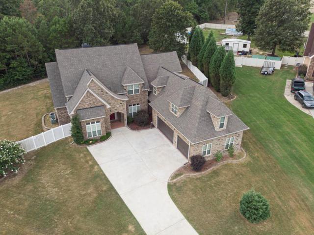 74 Bradley Drive, FORT MITCHELL, AL 36856 (MLS #173520) :: Bickerstaff Parham