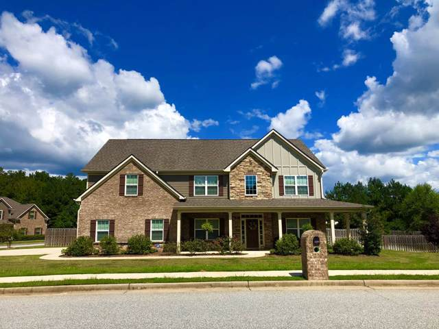 4590 Ivy Wood Drive, FORTSON, GA 31808 (MLS #174656) :: The Brady Blackmon Team