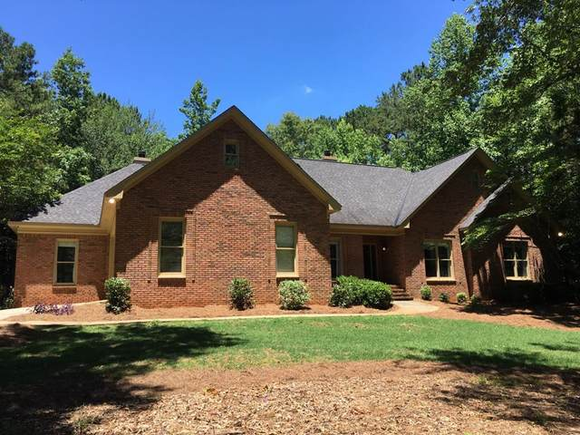 474 Piedmont Lake Road, PINE MOUNTAIN, GA 31822 (MLS #179469) :: Haley Adams Team