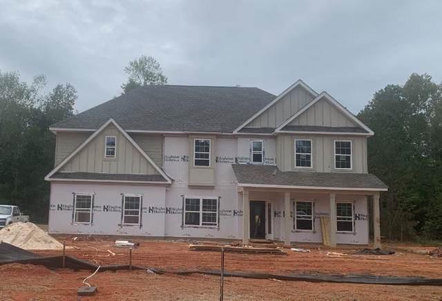 Homesite 79 Abberly Lane, ELLERSLIE, GA 31807 (MLS #179957) :: Haley Adams Team