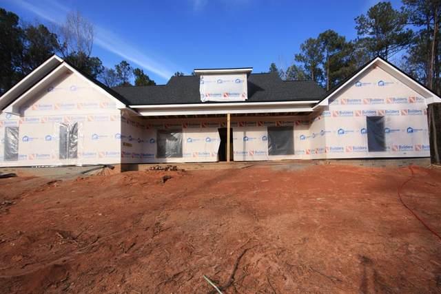 8932 Lilly Rock Drive, MIDLAND, GA 31820 (MLS #180117) :: Kim Mixon Real Estate