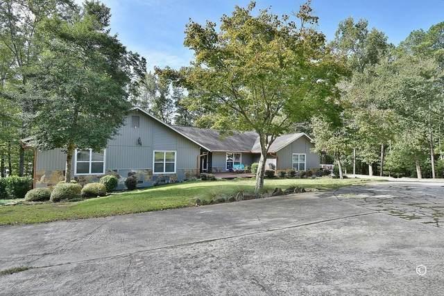 385 Piedmont Lake Drive, PINE MOUNTAIN, GA 31822 (MLS #181080) :: Haley Adams Team