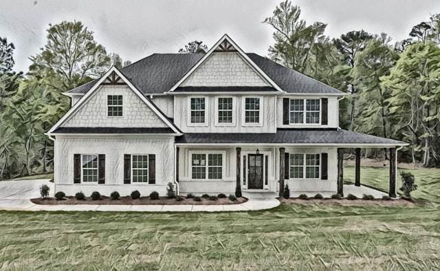 Homesite A1 James Road, FORTSON, GA 31808 (MLS #181960) :: Haley Adams Team