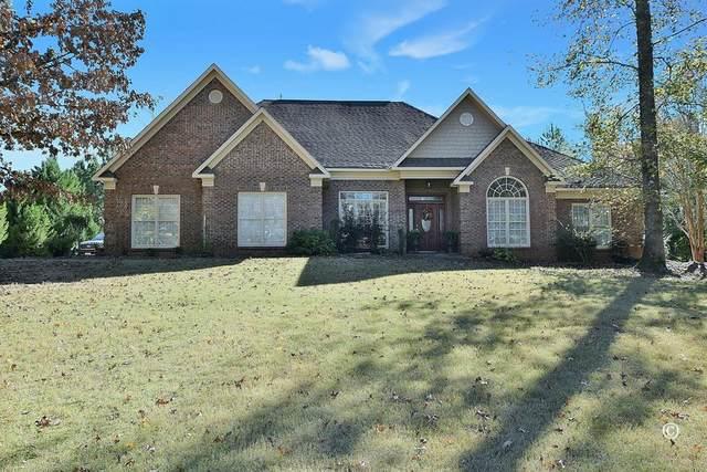 347 Lake Harding Drive, HAMILTON, GA 31811 (MLS #182624) :: Kim Mixon Real Estate