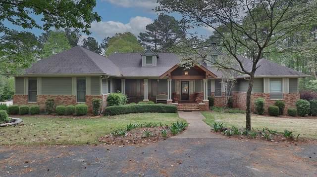 2051 Piedmont Lake Road, PINE MOUNTAIN, GA 31822 (MLS #184734) :: Kim Mixon Real Estate