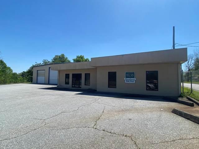 400 29TH STREET, COLUMBUS, GA 31904 (MLS #184822) :: Kim Mixon Real Estate