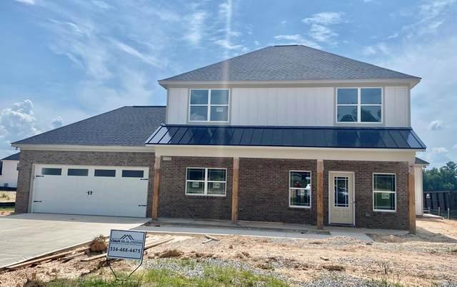 45 Ivy Loop, PHENIX CITY, AL 36867 (MLS #185649) :: Kim Mixon Real Estate