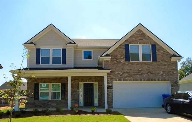 4854 Charleston Way, MIDLAND, GA 31820 (MLS #186252) :: Kim Mixon Real Estate