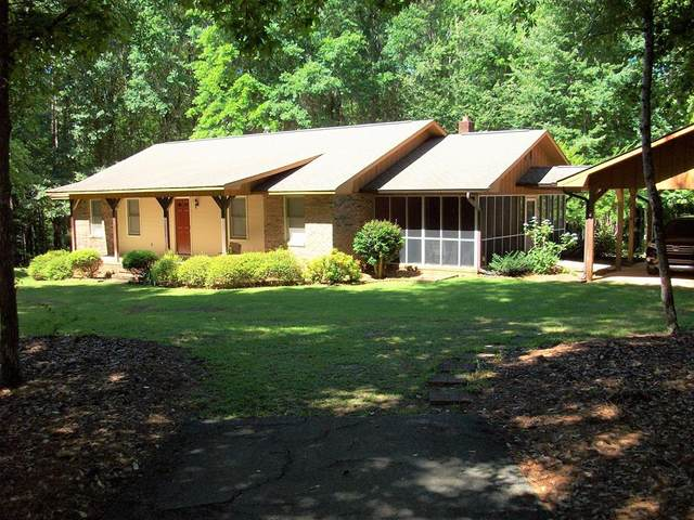 394 Roberta Drive, MANCHESTER, GA 31816 (MLS #174742) :: The Brady Blackmon Team