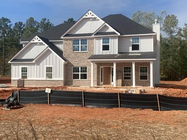 Homesite 80 Abberly Lane, ELLERSLIE, GA 31807 (MLS #179967) :: Haley Adams Team