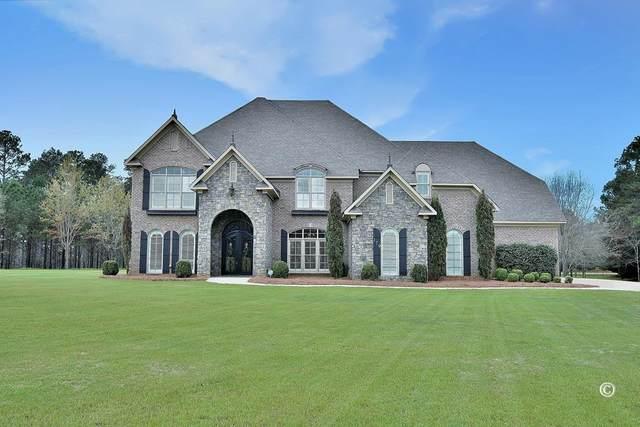 179 Overlook Court, PINE MOUNTAIN, GA 31822 (MLS #184279) :: Kim Mixon Real Estate
