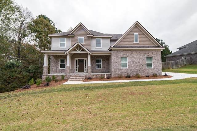 9410 Forest Crown Drive, FORTSON, GA 31808 (MLS #178073) :: Kim Mixon Real Estate