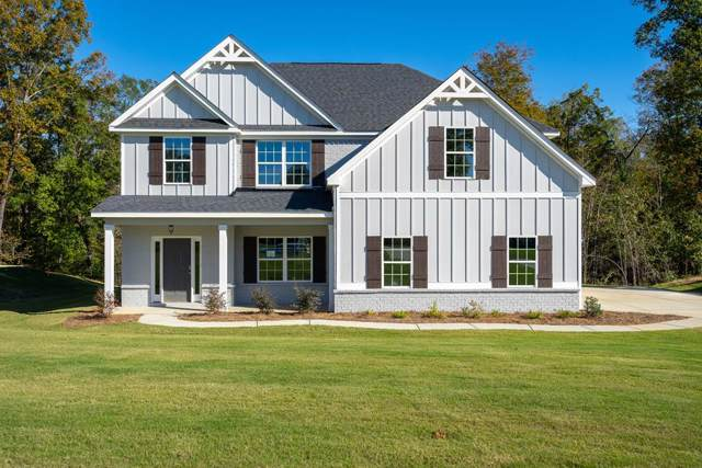 67 Newberry Court, FORTSON, GA 31808 (MLS #171915) :: The Brady Blackmon Team
