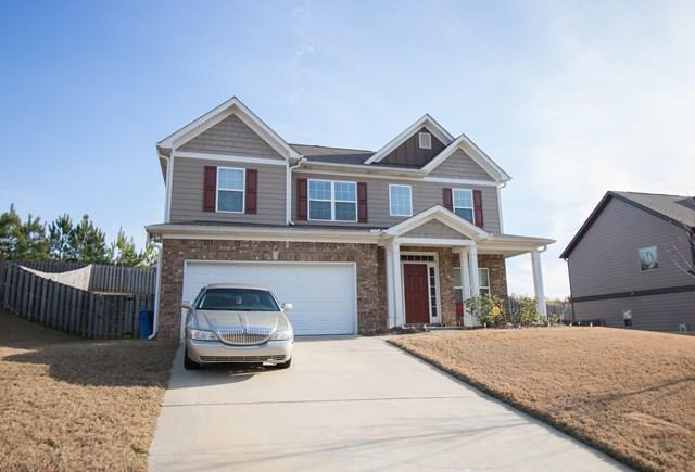 1400 Antietam Drive, COLUMBUS, GA 31907 (MLS #163554) :: Matt Sleadd