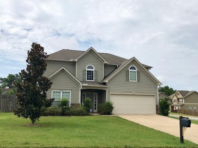 4580 Ivy Patch Drive, FORTSON, GA 31808 (MLS #167347) :: The Brady Blackmon Team