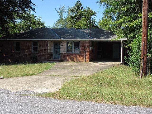 4429 Sims Street, COLUMBUS, GA 31907 (MLS #174625) :: The Brady Blackmon Team