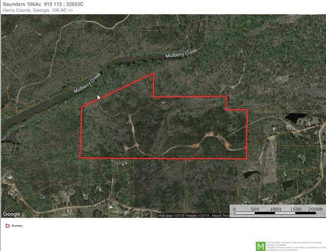 00 Terry Lane, FORTSON, GA 31808 (MLS #174758) :: Bickerstaff Parham