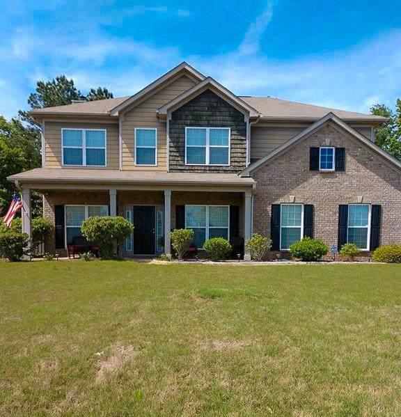 4570 English Ivy Drive, FORTSON, GA 31808 (MLS #179022) :: The Brady Blackmon Team