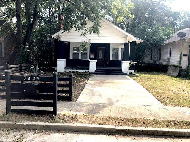2428 10TH STREET, COLUMBUS, GA 31906 (MLS #181662) :: Kim Mixon Real Estate