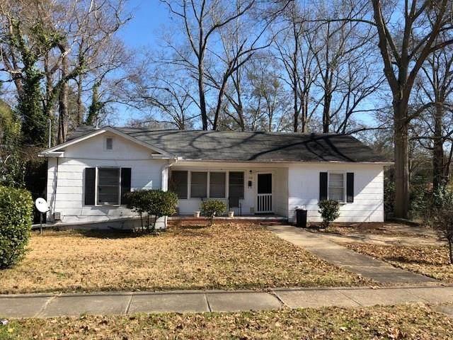 1262 Briarwood Avenue, COLUMBUS, GA 31906 (MLS #181666) :: Haley Adams Team