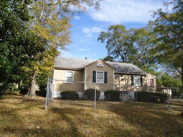 1236-S Dixon Drive, COLUMBUS, GA 31906 (MLS #183069) :: Kim Mixon Real Estate