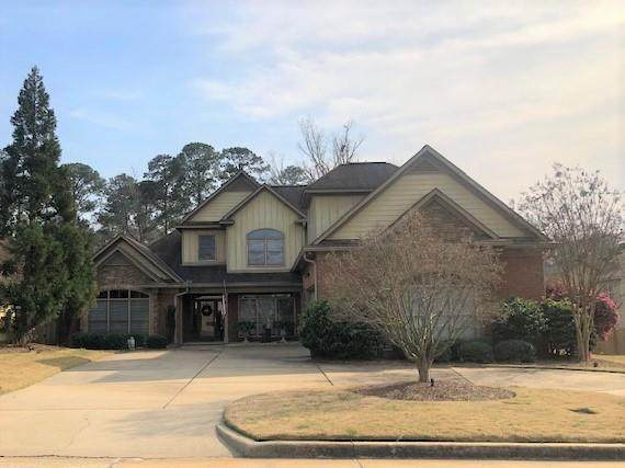 6002 Brunjes Lane, COLUMBUS, GA 31909 (MLS #184266) :: Kim Mixon Real Estate