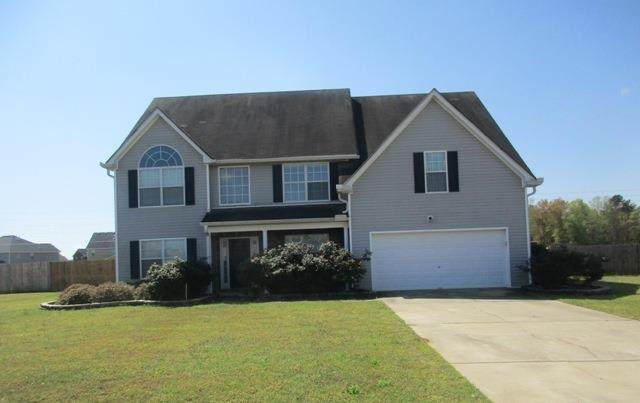 31 Seminole Trail, FORT MITCHELL, AL 36858 (MLS #184854) :: Haley Adams Team