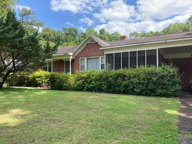 821 Nebula Road, MANCHESTER, GA 31816 (MLS #186506) :: Kim Mixon Real Estate