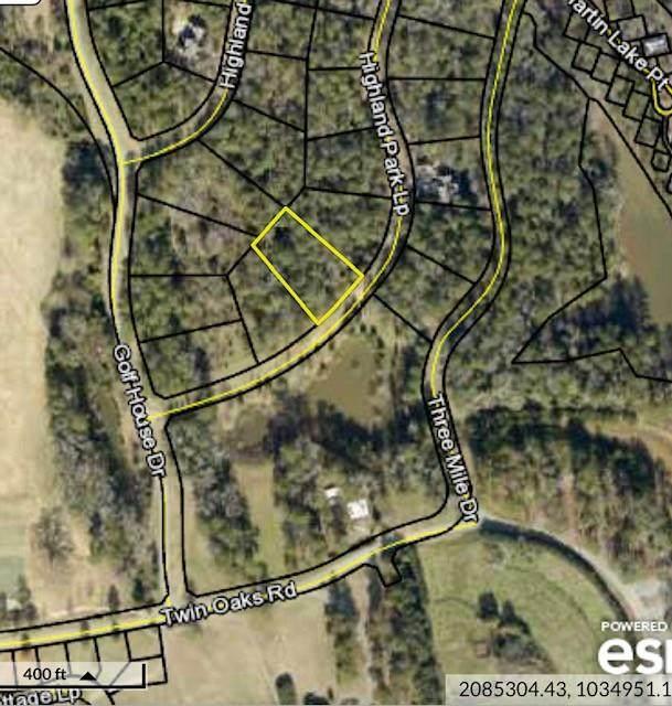 405 Highland Park Loop, PINE MOUNTAIN, GA 31822 (MLS #186935) :: Haley Adams Team