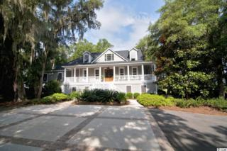579 River Oaks Circle, Pawleys Island, SC 29585 (MLS #1611776) :: The Litchfield Company