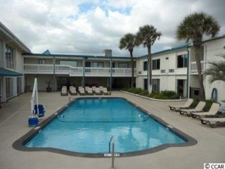 1 Norris Drive #208, Pawleys Island, SC 29585 (MLS #1704736) :: James W. Smith Real Estate Co.