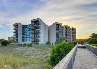 293 South Dunes Drive A-54, Pawleys Island, SC 29585 (MLS #1705561) :: James W. Smith Real Estate Co.