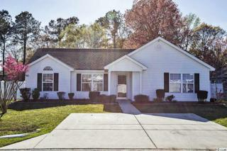 153 Osprey Cove Loop, Myrtle Beach, SC 29588 (MLS #1705852) :: The Litchfield Company