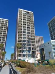 2500 N Ocean Blvd. #1501, Myrtle Beach, SC 29577 (MLS #1706596) :: The Litchfield Company