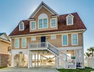 517 S Seaside Drive, Surfside Beach, SC 29575 (MLS #1706640) :: The Litchfield Company