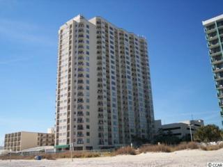 1605 S Ocean Blvd #502, Myrtle Beach, SC 29577 (MLS #1706651) :: The Litchfield Company