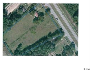 3725 Highway 501, Conway, SC 29526 (MLS #1706669) :: The Litchfield Company