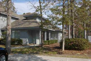 1221 Tidewater Dr Unit 2611 #2611, North Myrtle Beach, SC 29582 (MLS #1706682) :: The Litchfield Company